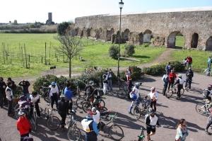Settimo Biciclettari alla carica