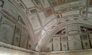 Interni tombe di via Latina (credits Marco Pierfranceschi)