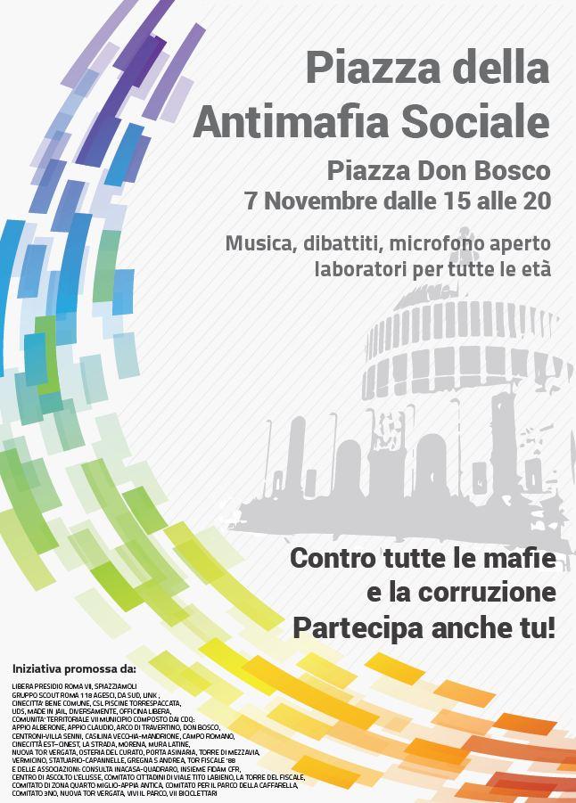antimafia sociale
